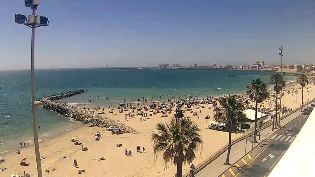 Webcam Santa María del Mar (Cádiz)