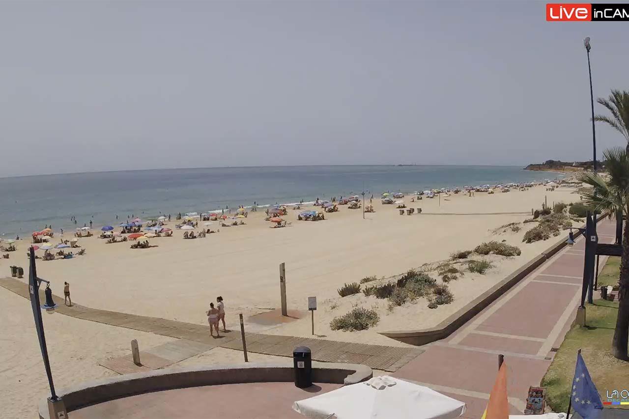 Webcam La Barrosa 4 Zurga