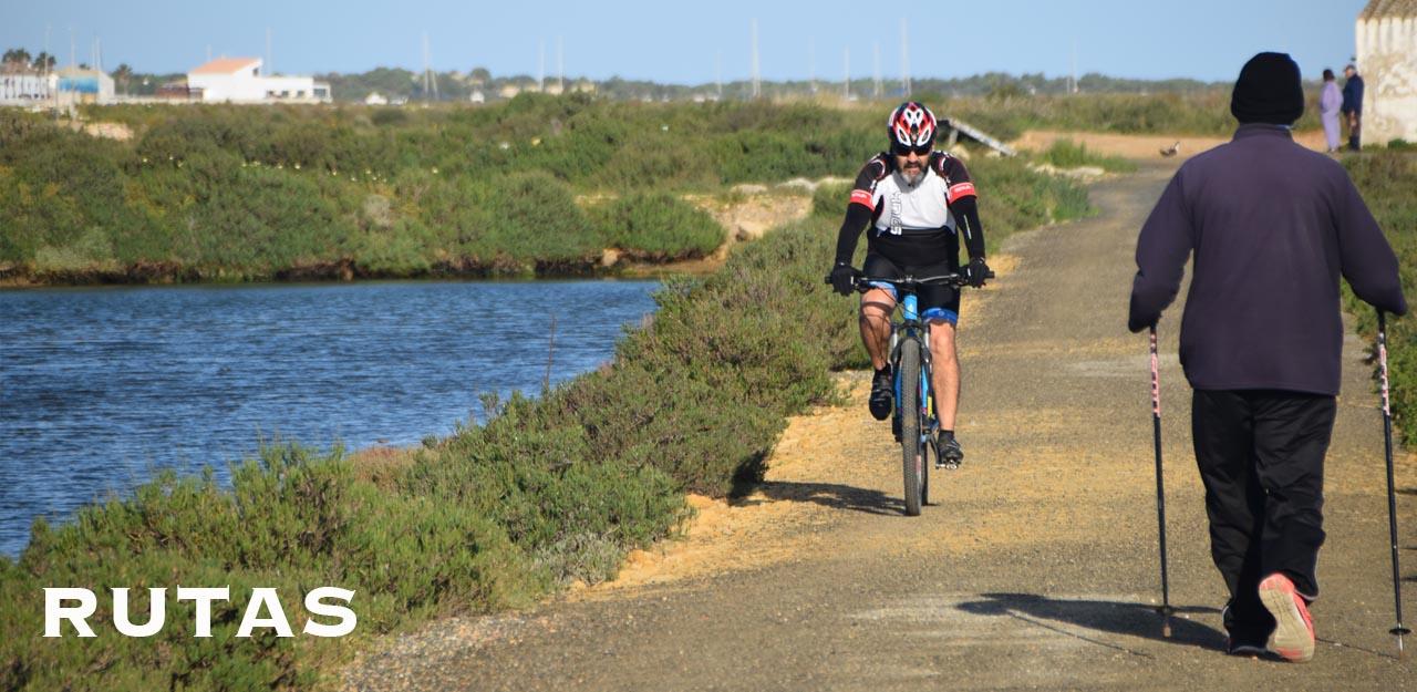 Rutas por la costa de Cádiz