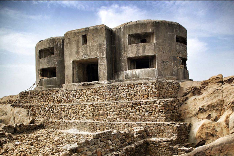 Bunker de Zahara de los Atunes