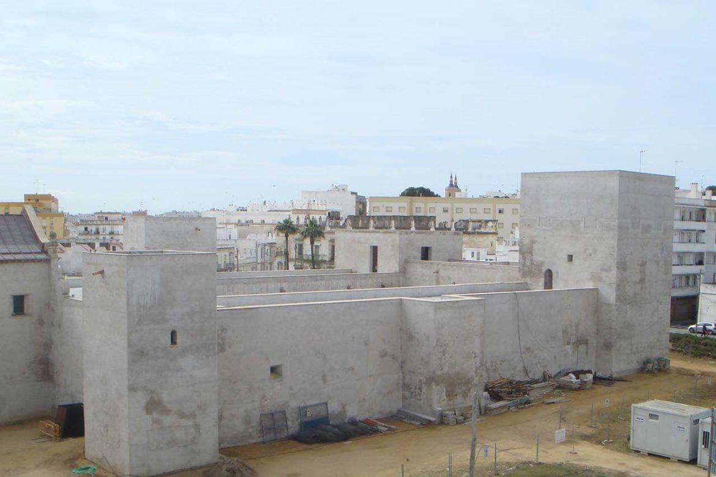 Castillo San Romualdo
