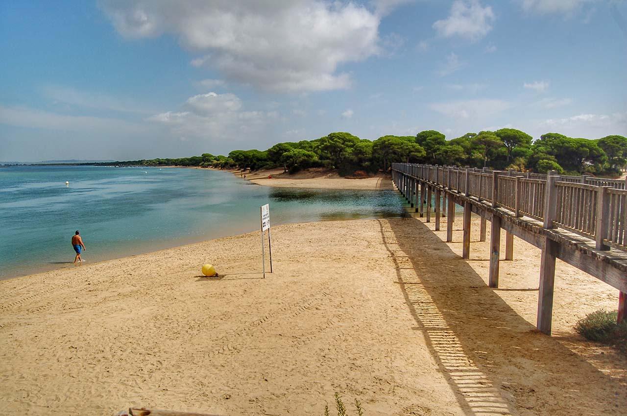 Playa Río San Pedro