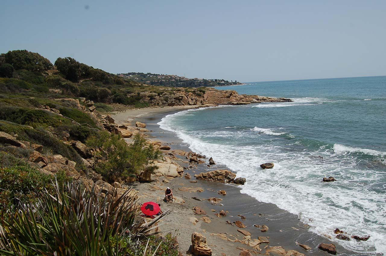Playa Cala Milla de Plata