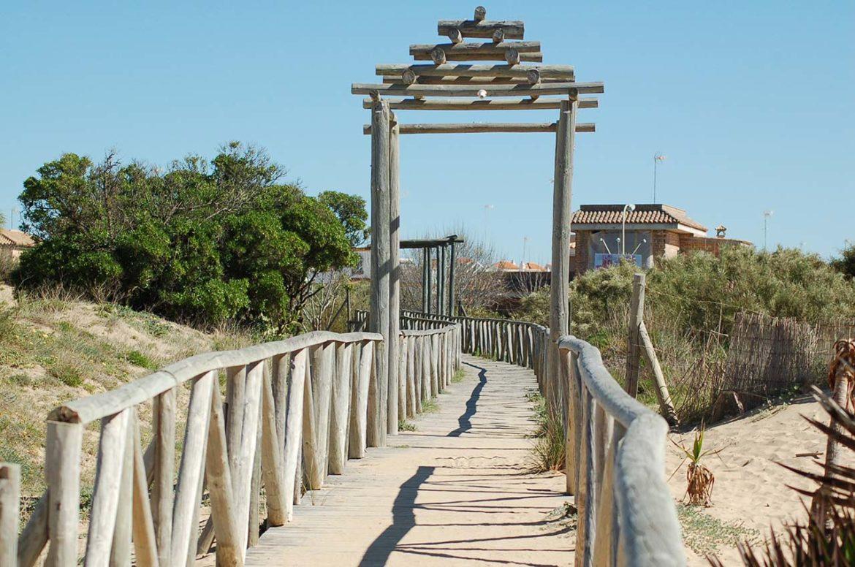 Playa de Camarón / La Laguna