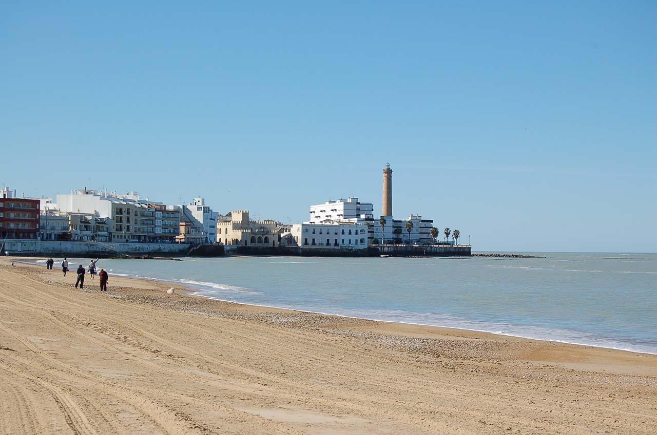 Playa de la Cruz del Mar