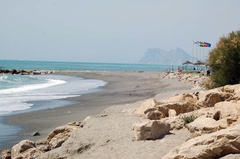 Playa Puerto de Sotogrande