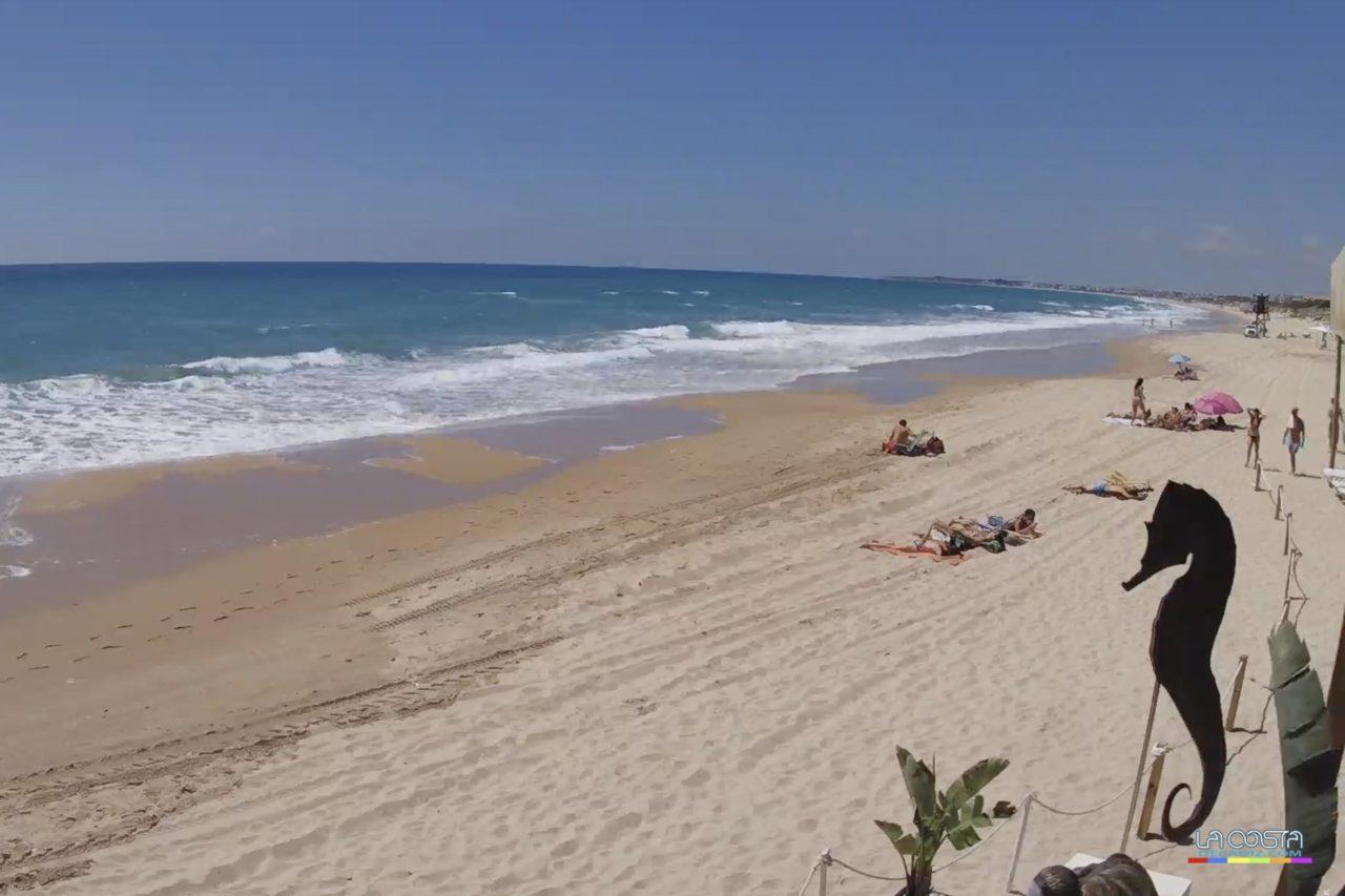 Webcam Playa de La Barrosa
