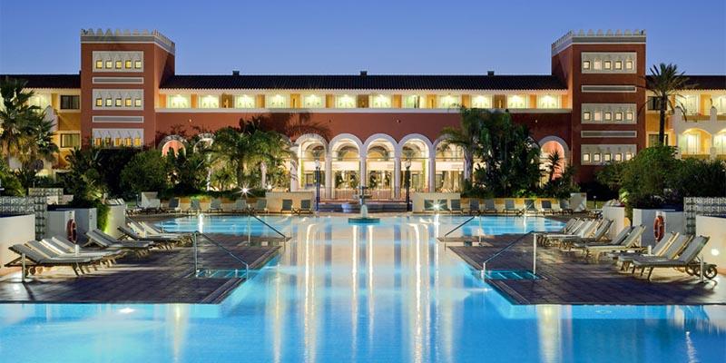 Hotel Melia Sancti Petri 5 estrellas GL