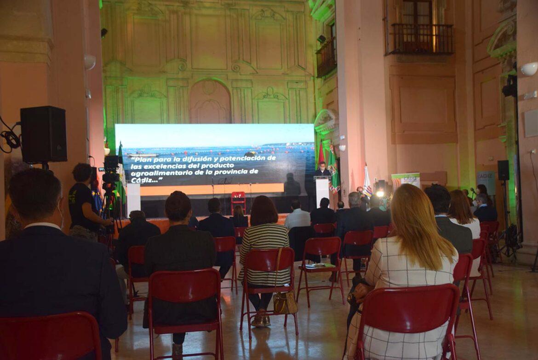Presentación de Cádiz Bienmesabe