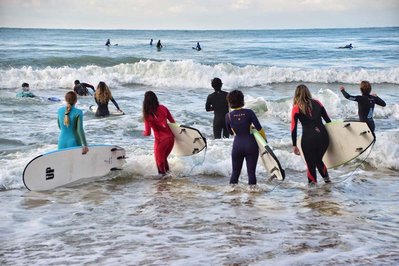 Escuelas de surf, algo más que un lugar para aprender