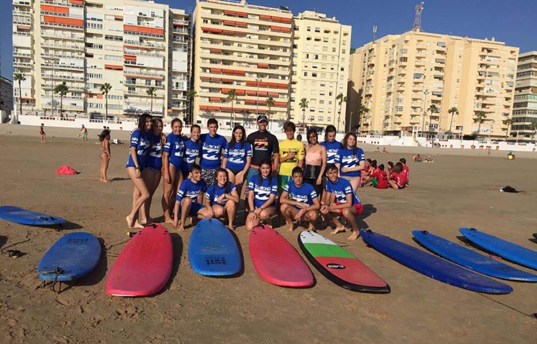 Cádiz Surf Center