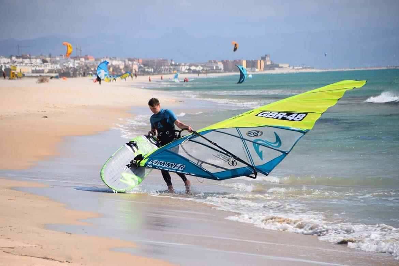 Tarifa, la meca del windsurf