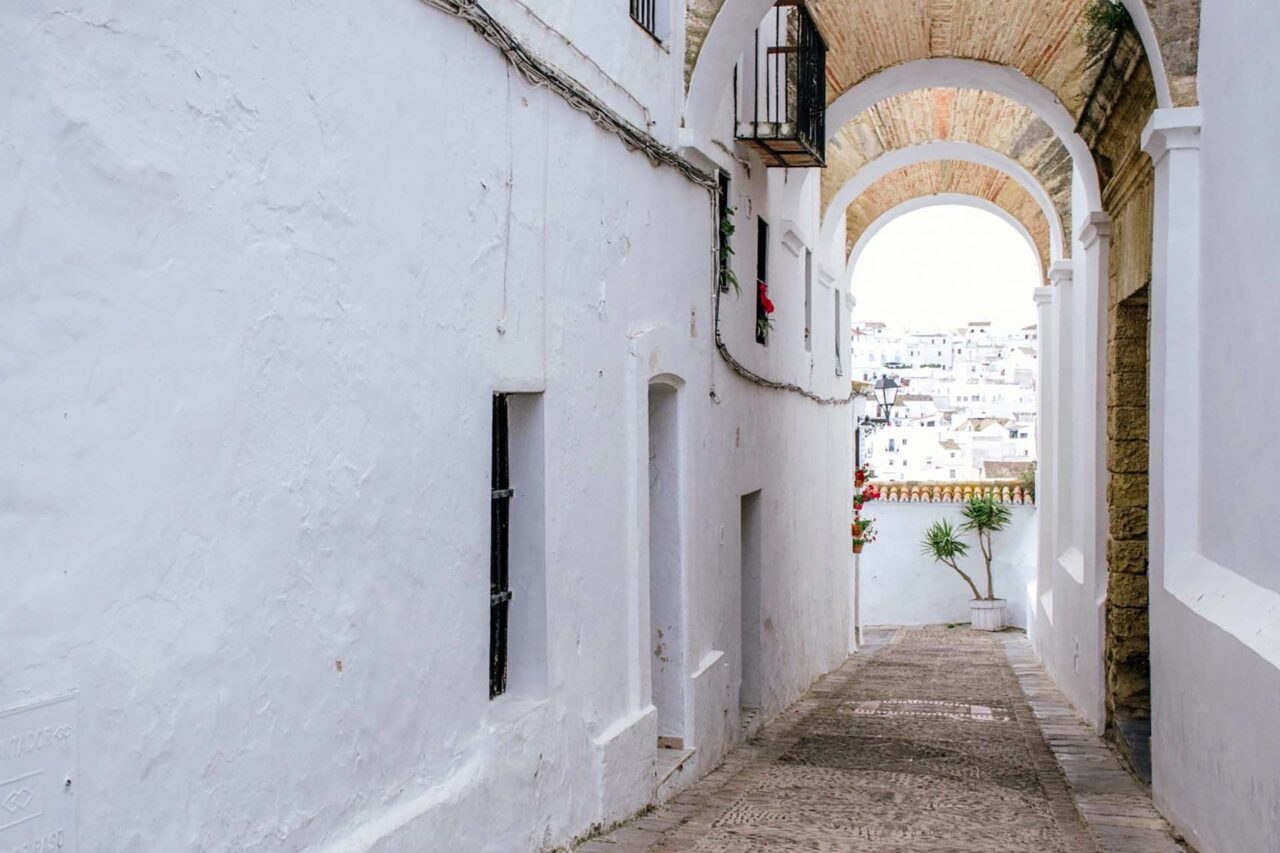 Arco de las Monjas de Vejer