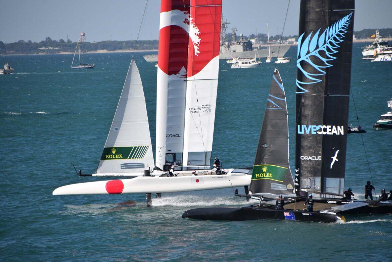 Cádiz despide a la SailGP hasta el año que viene