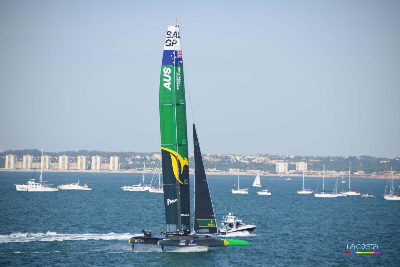 Cádiz se rinde a la SailGP