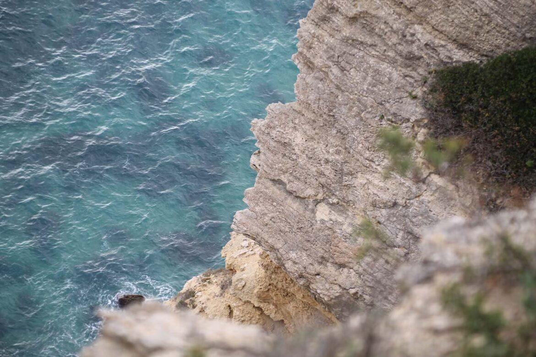 Ruta por los acantilados de Barbate