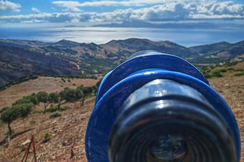 Mirador del Estrecho, atalaya entre dos mundos
