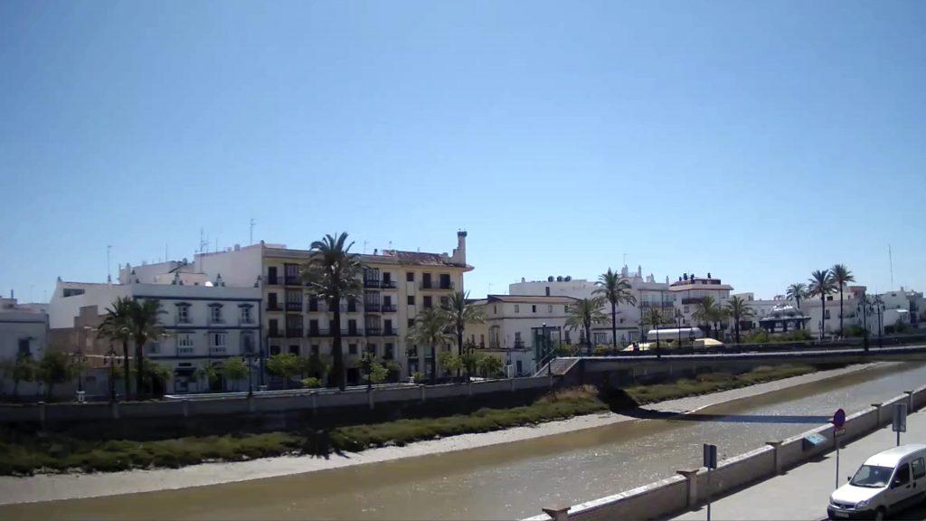 Webcam Río Iro, Chiclana