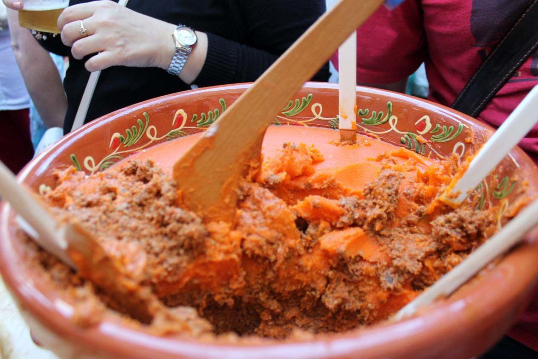 Lomo en Manteca de Vejer