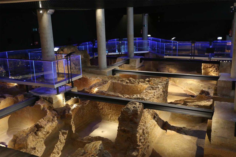 Yacimiento arqueológico Gadir