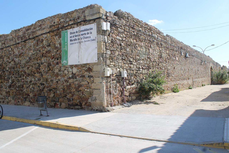 Castillo de Zahara de los Atunes