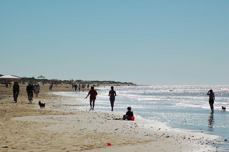 Playa de Camarón La Laguna
