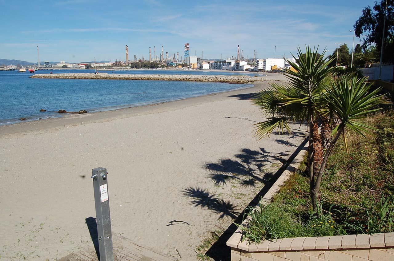 Playa de Campamento