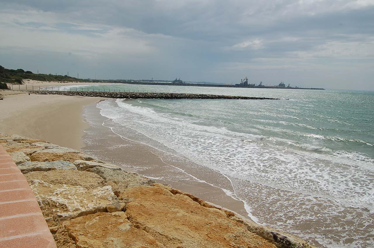Playa Galeones
