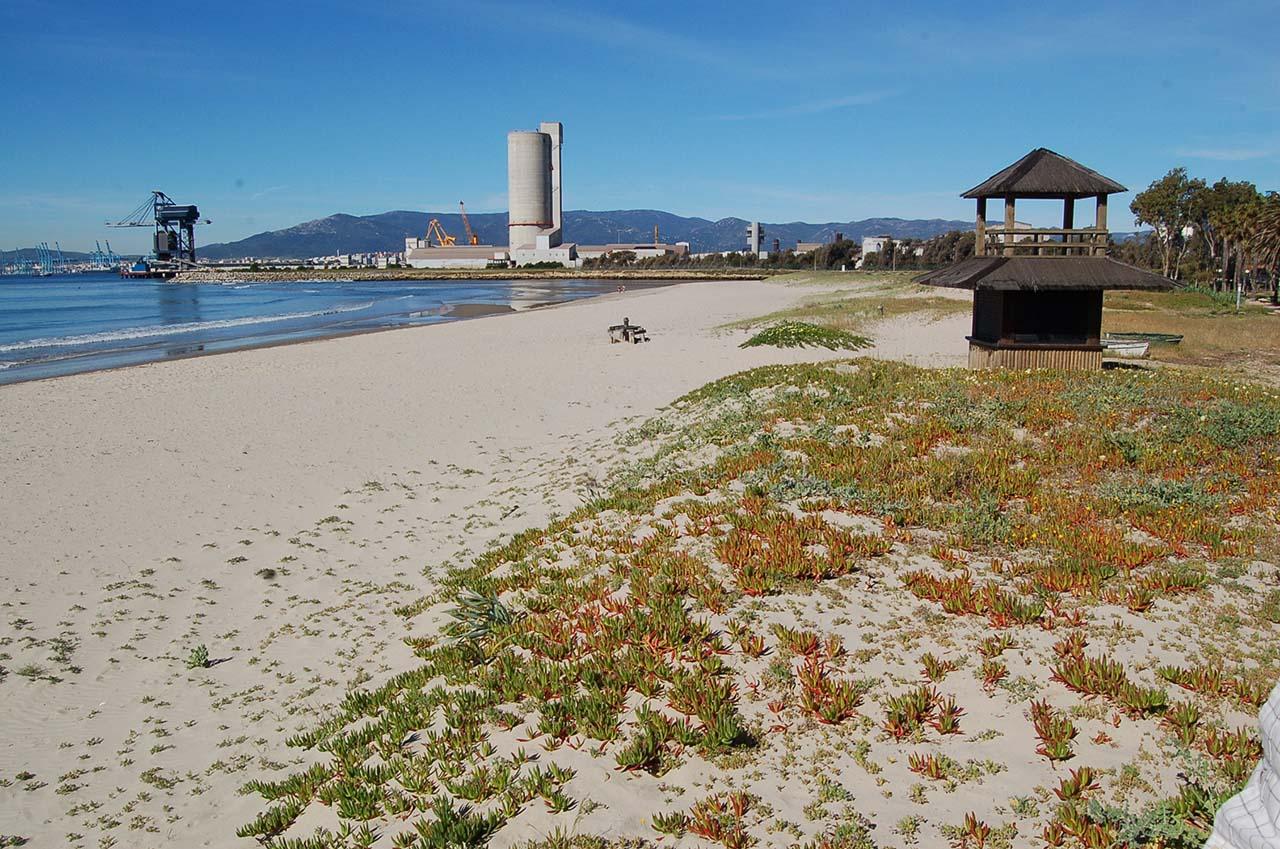 Playa de Guadarranque