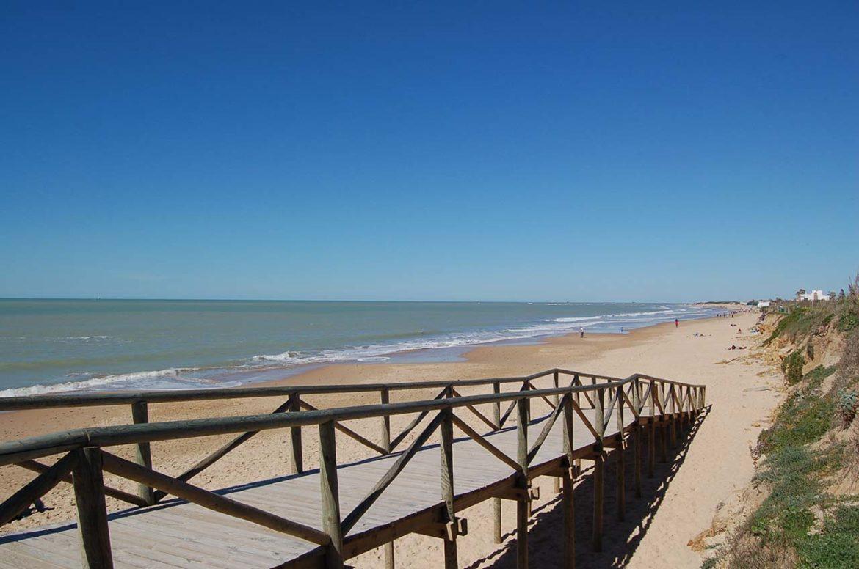 Playa de Tres Piedras / La Ballena