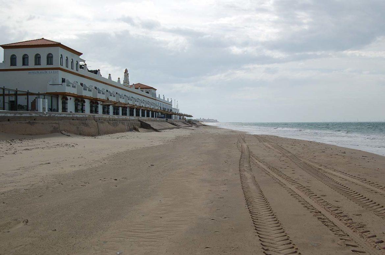Playa Los Corrales