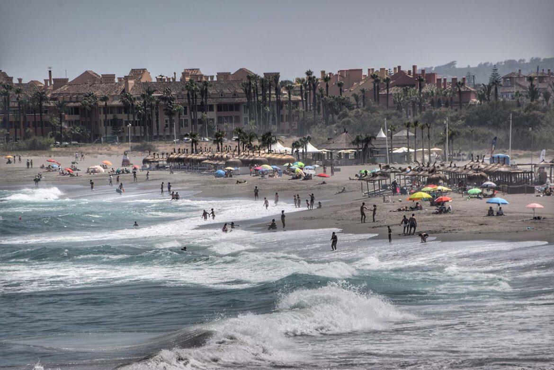 Playa de Torreguadiaro
