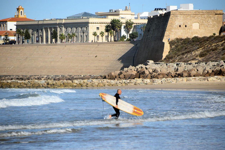 Santa María del Mar, una forma de vida en torno al surf