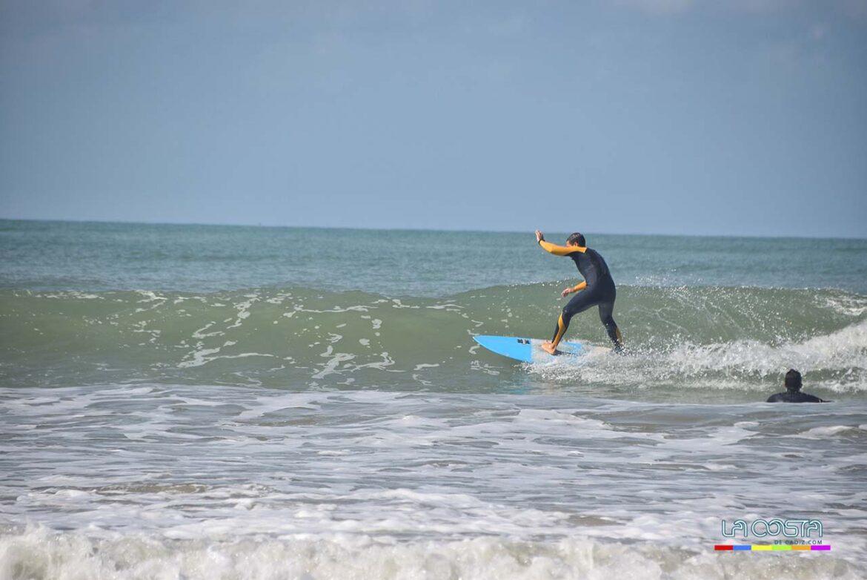 Santa María del Mar, vuelve el surf