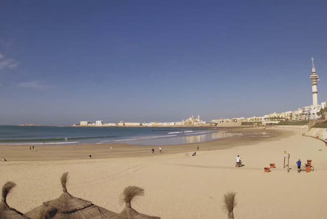 Webcam Santa María del Mar 2