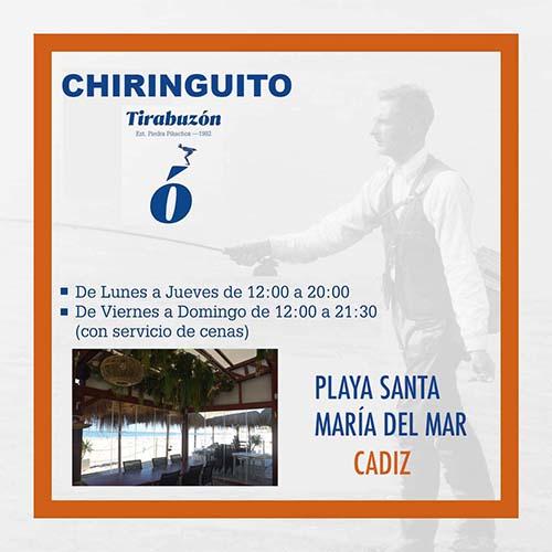 Chiringuito Tirabuzón