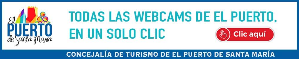 Todas las webcams El Puerto