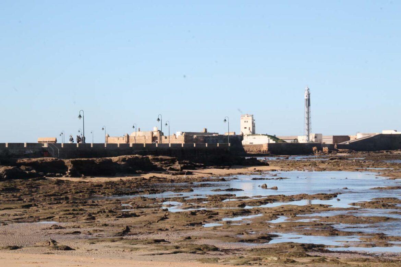 La Caleta, la gran orilla de Cádiz